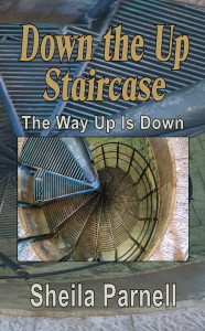 Down the Up Staircase Front Cover JPG
